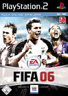 FIFA 06 (Sony PlayStation 2, 2005, DVD-Box)