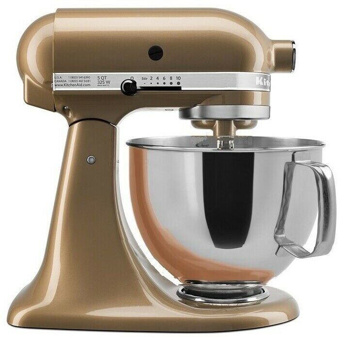 Kitchenaid Stand Mixer Tilt 5 Qt Rrk150cz Refurbished