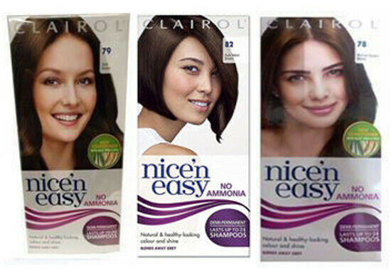 Clairol Niceneasy Hair Colourant By Lasting Colour Loving Care