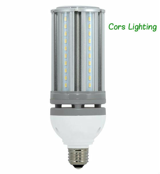 36 Watt LED Commercial Industrial Bulb Replace Metal