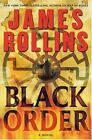 Sigma Force: Black Order Bk. 3 by James Rollins (2006, Hardcover, Large Type)