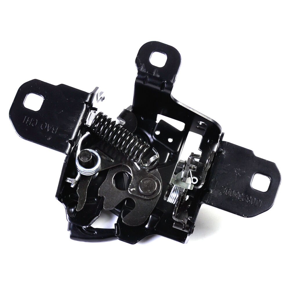 black hood latch lock  vw volkswagen golf jetta   jc ebay