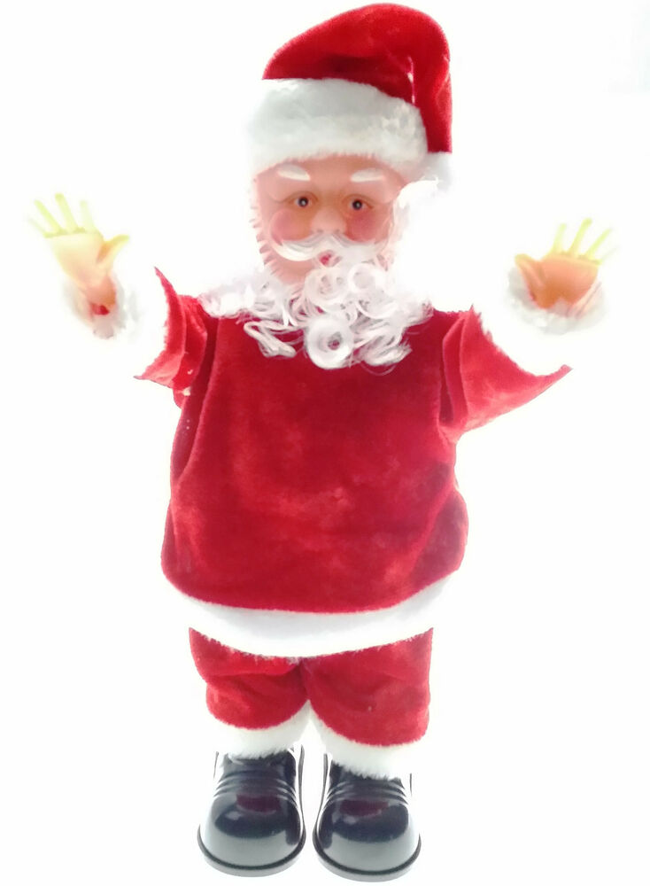 Toys From Santa : Gungam singing dancing santa gift toy father xmas stocking