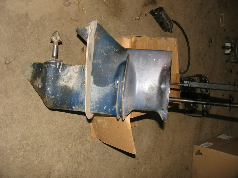 S L on 25 Hp Johnson Outboard Parts