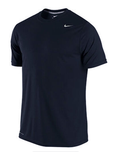 Nike 371642 475 legend dri fit polyester men 39 s training t for Buy dri fit shirts