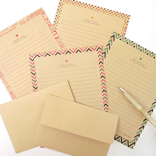 writing paper sets