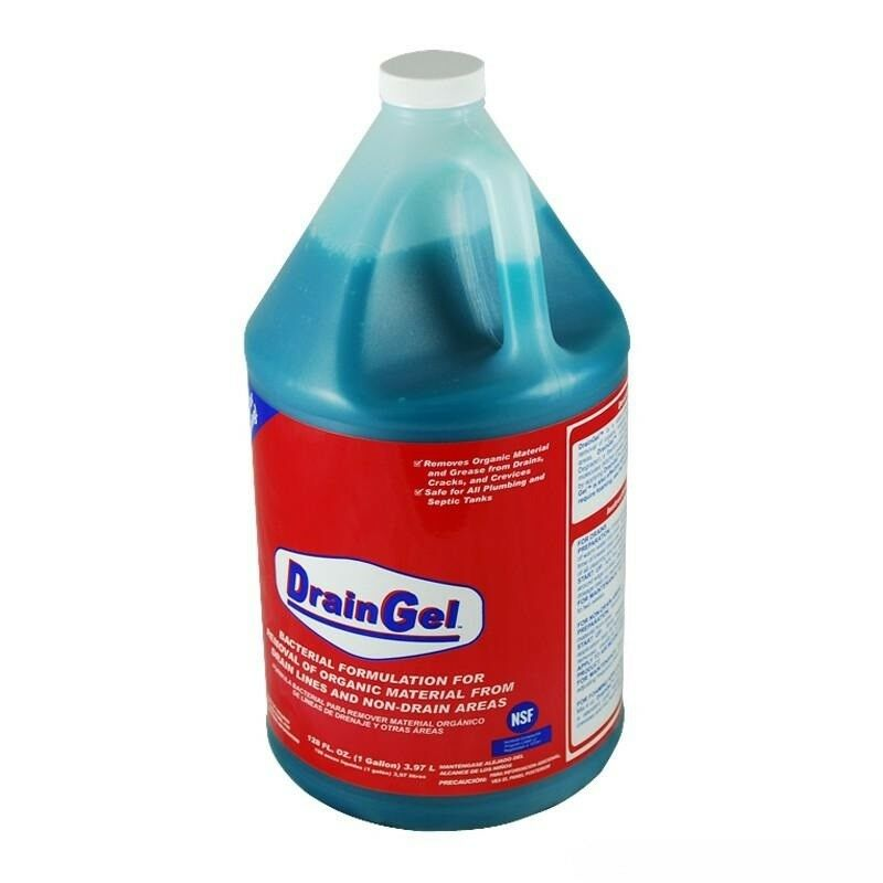 Draingel Drain Gel 1 Gallon Drain Amp Fruit Fly Control