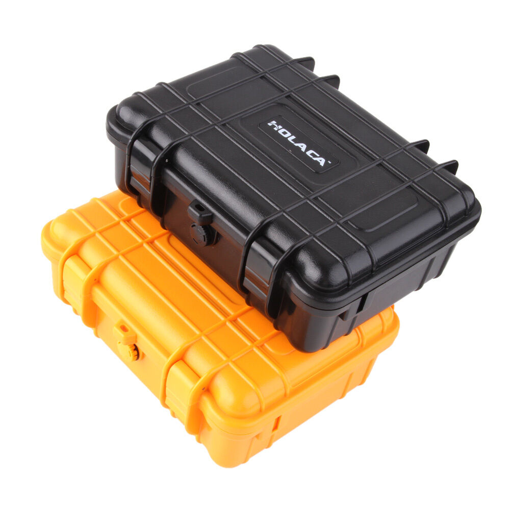 Waterproof Shockproof Hard Case Storage Carry Box For ...