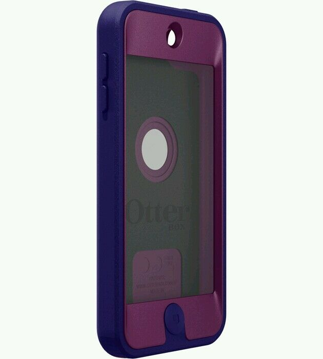 apple ipod touch 5th 5g 5 and 6th generation defender otterbox case boom ebay. Black Bedroom Furniture Sets. Home Design Ideas