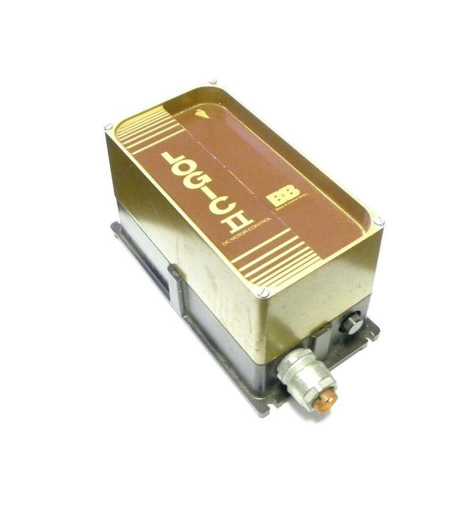 B b logic ii motor speed control dc drive 1 hp 90 vdc ebay for 1 8 hp electric motor variable speed