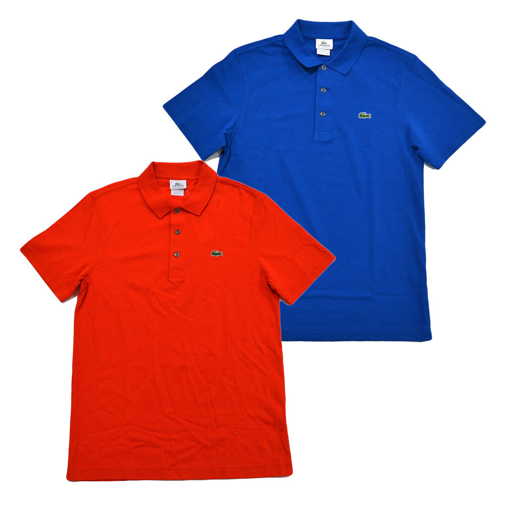 Lacoste Mens Polo Shirt