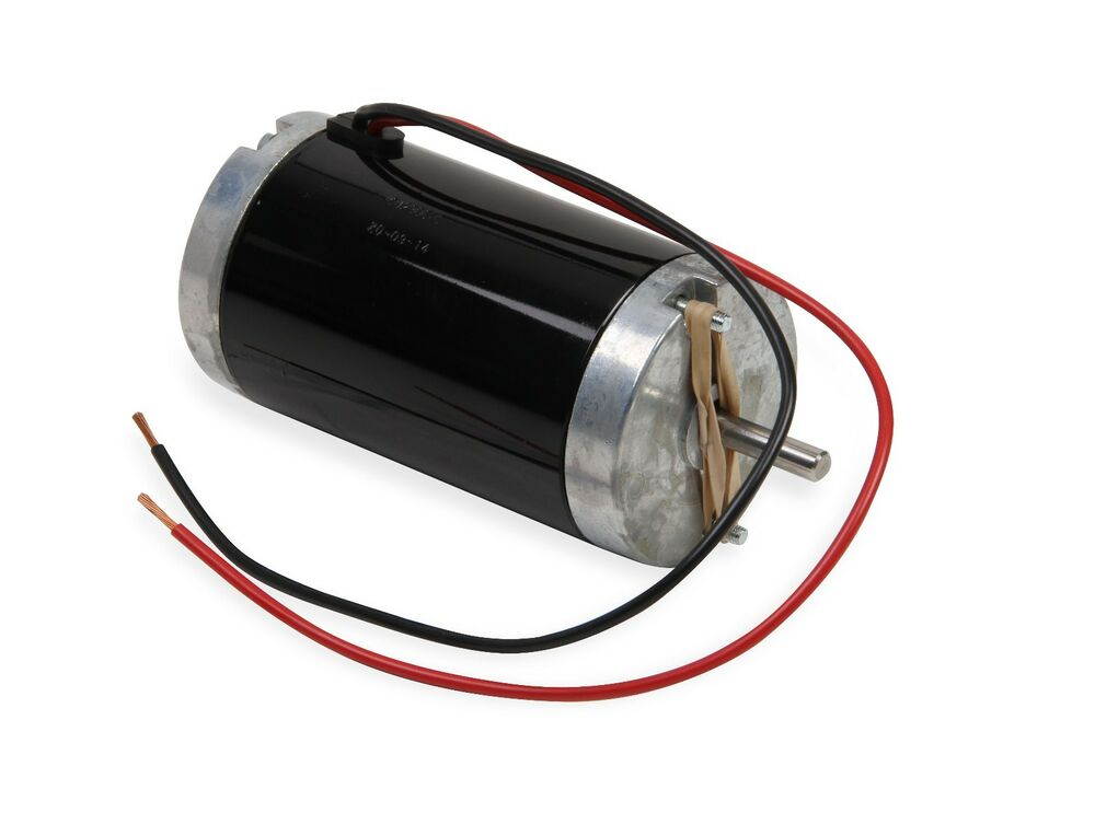New 12v dc electric motor at 3500rpm cw ebay for 1 4 hp 12v dc electric motor
