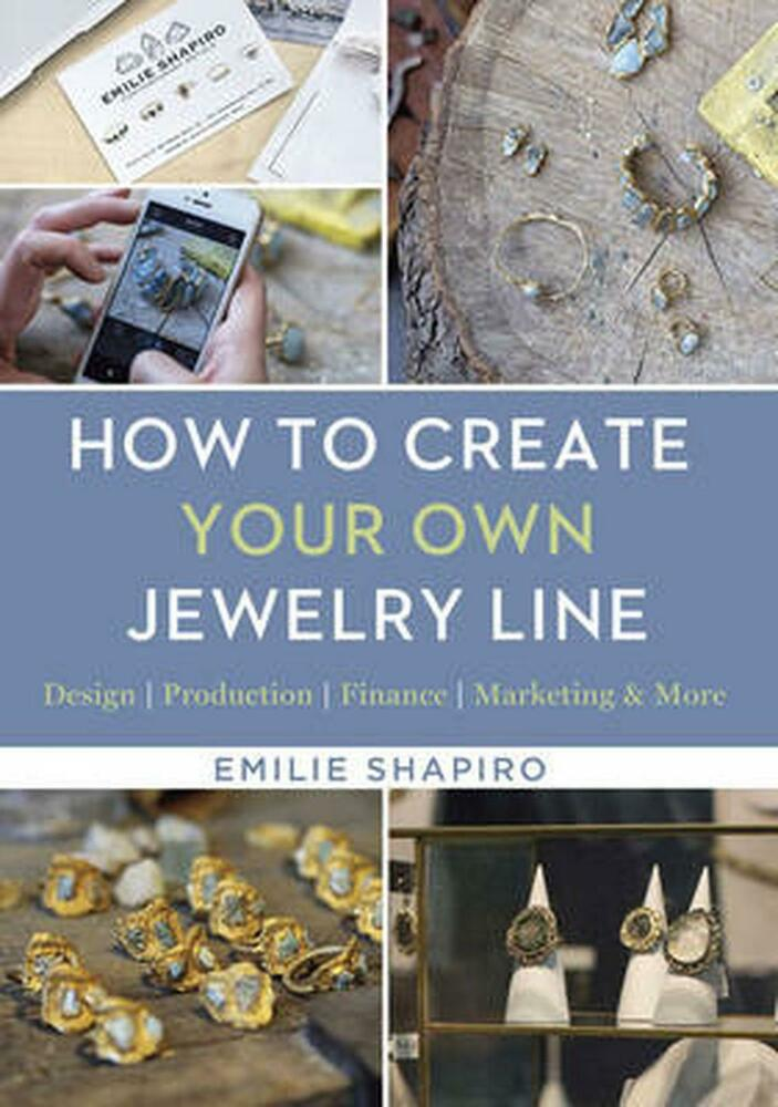 How To Make A Book Quote Pendant ~ How to create your own jewelry line design production