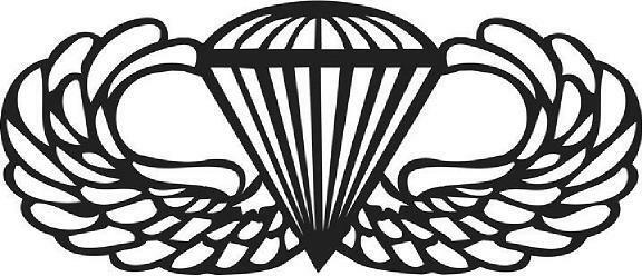 101st airborne wings vinyl decal sticker army paratrooper jump 101st Aaslt 101st airborne wings vinyl decal sticker army paratrooper jump military ebay