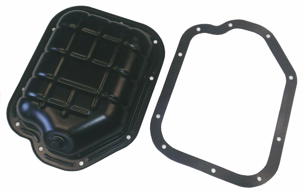 Oil pan for 2000 09 nissan altima murano maxima 3 5l 6cyl for Nissan versa motor oil