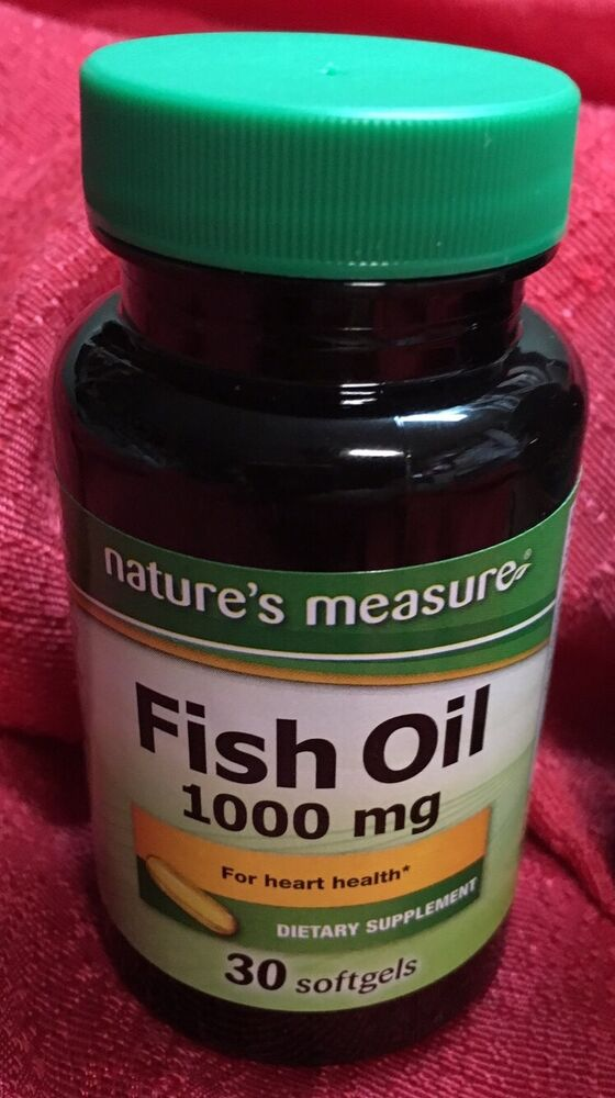 Omega 3 fish oil 1000mg 30 softgel good heart vitamins for What is omega 3 fish oil good for