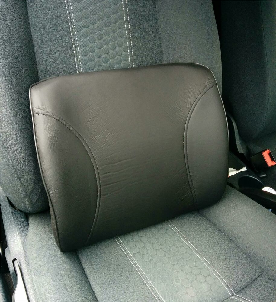 Car Van Seat Back Support Covers Heated Protectors