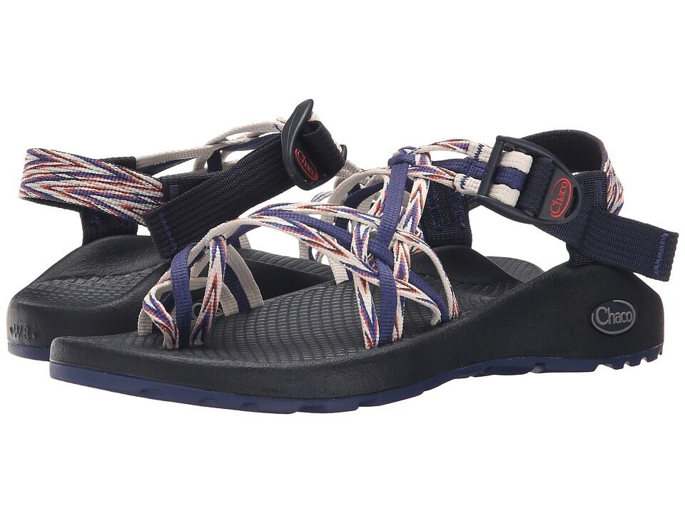 Chaco Zx3 Classic Incan Blue Sandal Womens Sizes 5 11 New