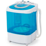 Portable Washing Machine 8.8LBS Laundry Wash RV Camping Mini Small Easy Operate