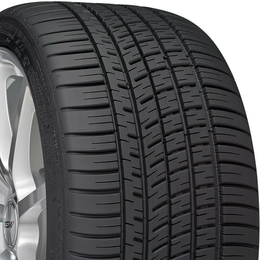 1 new 275 40 18 michelin pilot sport as3 275 40r r18 tire. Black Bedroom Furniture Sets. Home Design Ideas