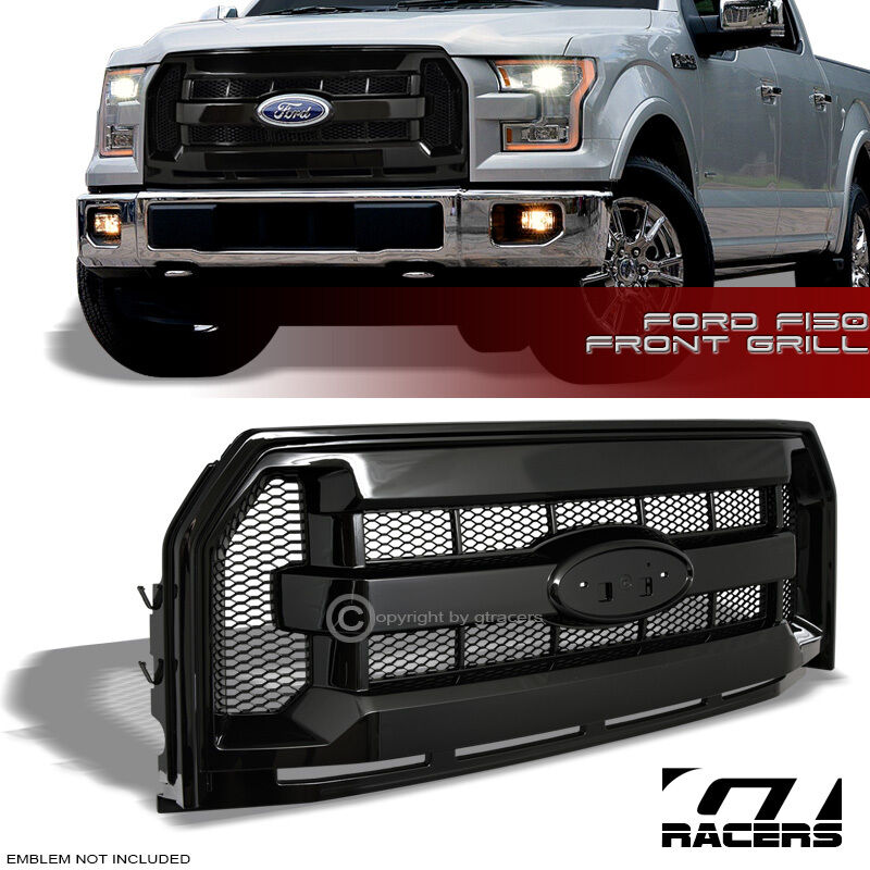ford f150 front grill cover ebay