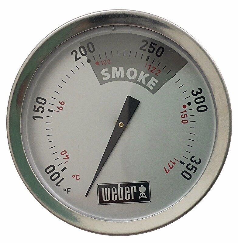 weber 731001 smokey mountain smoker thermometer ebay. Black Bedroom Furniture Sets. Home Design Ideas
