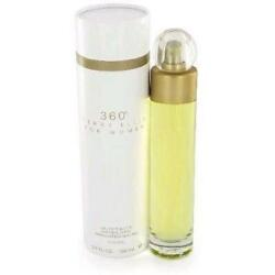 360 by Perry Ellis Perfume 3.3 / 3.4 oz Spray for Women edt NEW IN BOX