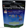 2 Pack of Portable Camping Hiking Cooking Bag w/ 10 Heating Pads Survival Kits