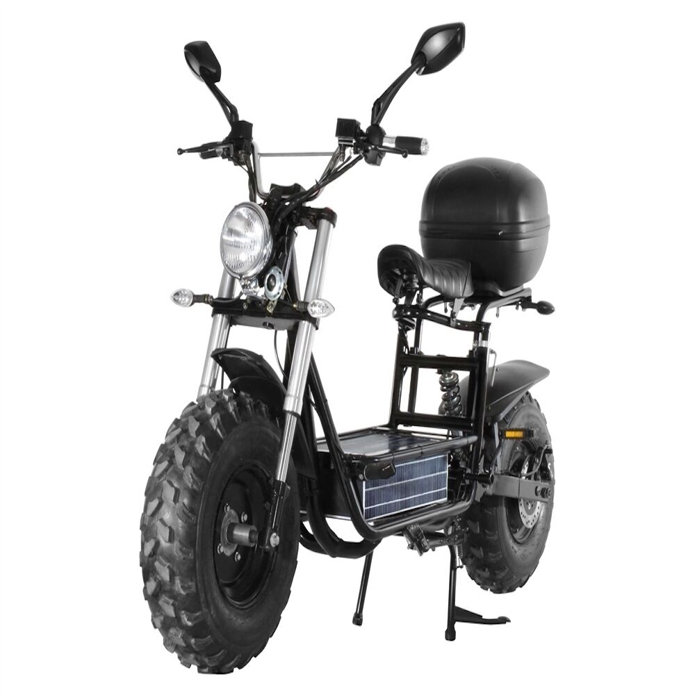 daymak beast 60 volt off road electric scooter ebay. Black Bedroom Furniture Sets. Home Design Ideas