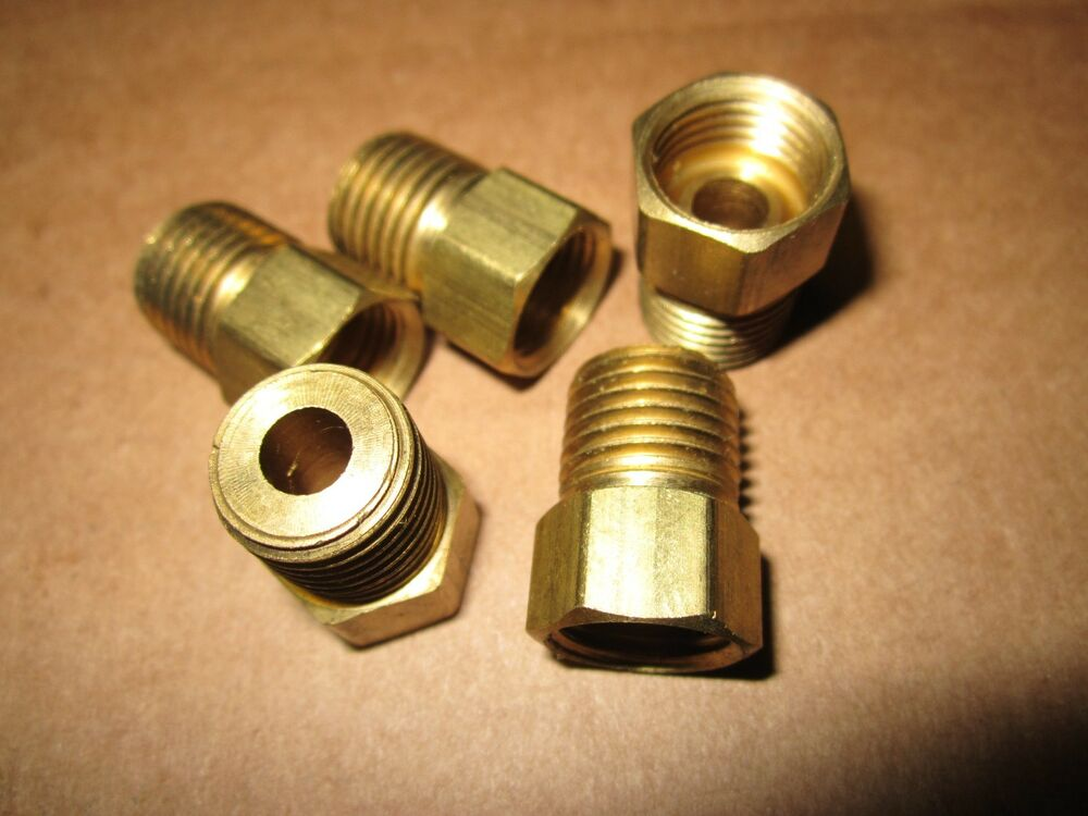 Pieces quot pipe thread npt inverted flare