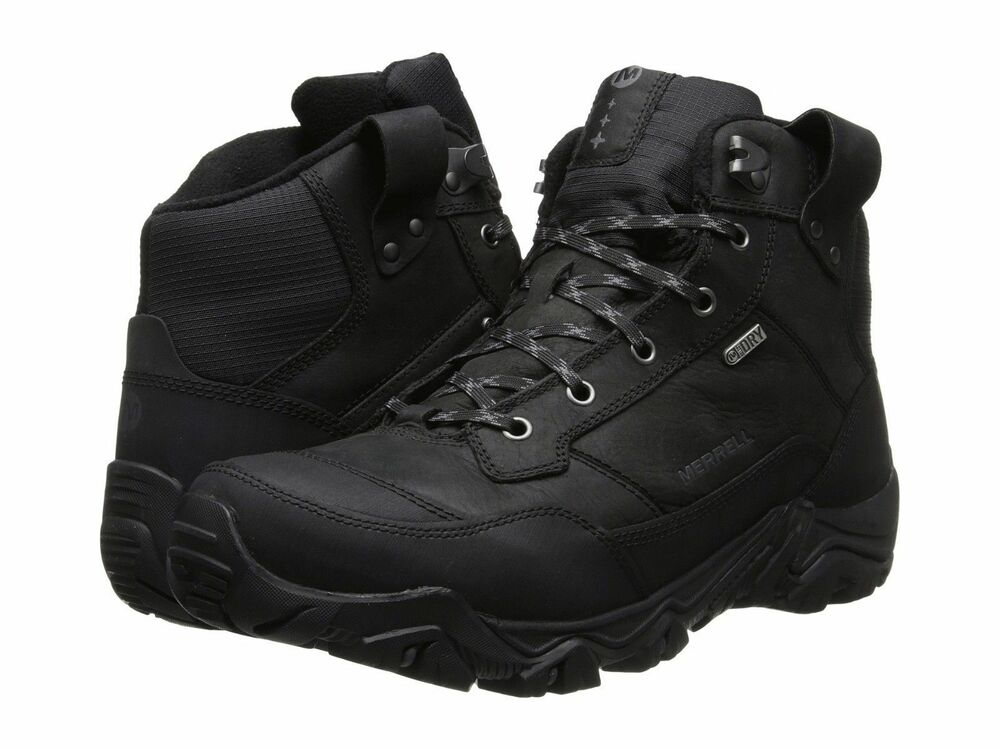 Merrell Mens Polarand Rove Lace Up Waterproof Hiking Trail