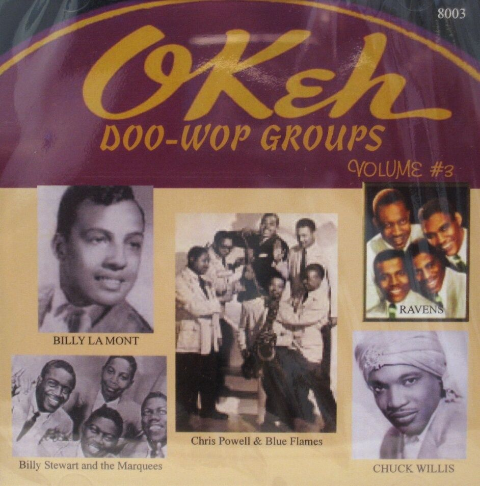 okeh doo wop groups volume 3 30 va tracks 87432800323 ebay. Black Bedroom Furniture Sets. Home Design Ideas