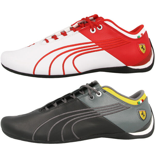 puma future cat m1 sf catch schuhe scuderia ferrari leder. Black Bedroom Furniture Sets. Home Design Ideas