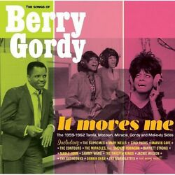 Various Artists - It Moves Me: The Songs of Berry Gordy / Various [New CD] Rmst