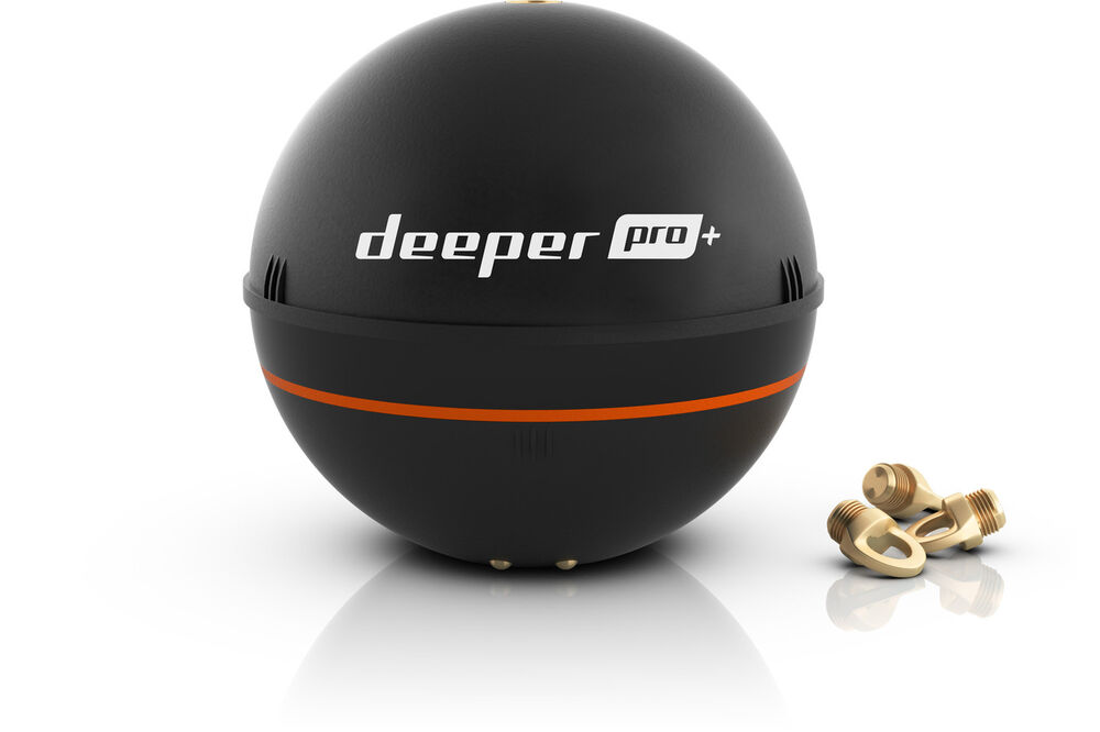 deeper pro plus fishfinder, wireless sonar, compatible - ios &amp, Fish Finder