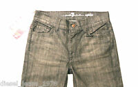 BNWT SEVEN 7 FOR ALL MANKIND SOPHIE JEANS SZ 28 TAPERED LEG 100% AUTHENTIC
