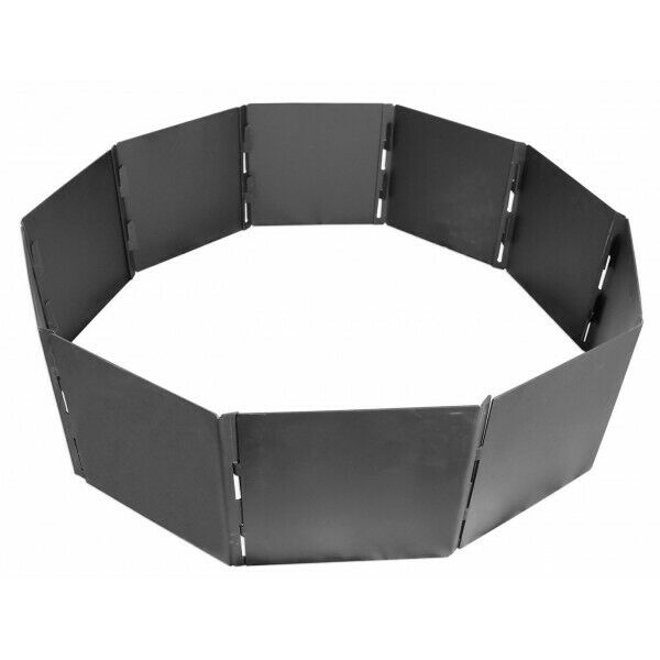 Portable Fire Ring : Campfire portable fire pit ring quot diameter stackable