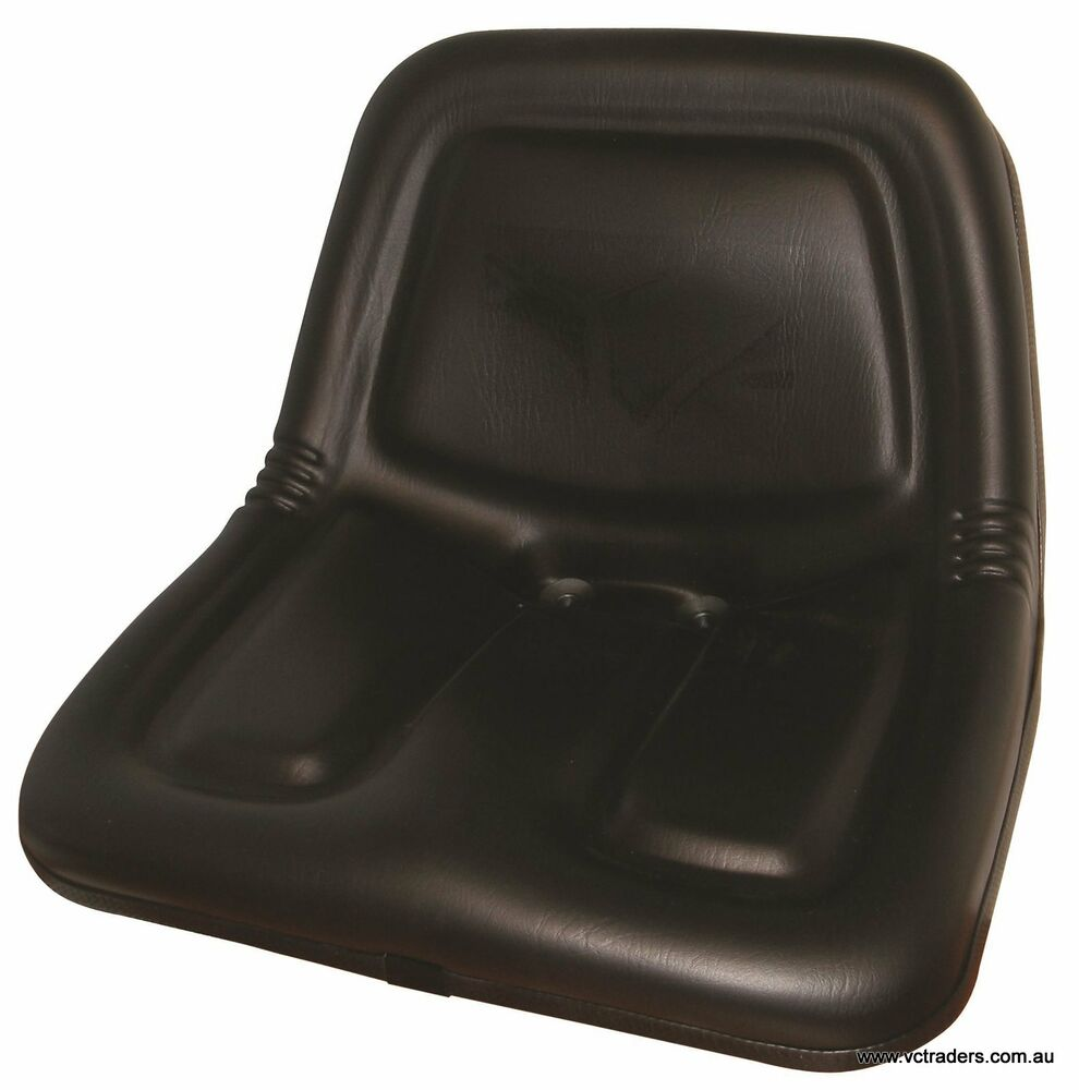 Universal Riding Lawn Mower Seats : Universal ride on mower seat deluxe high new ebay
