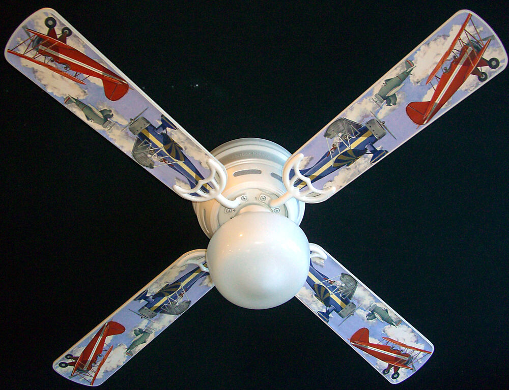 Airplane Vintage Airplanes Fan Ceiling Fan Airplanes Ebay