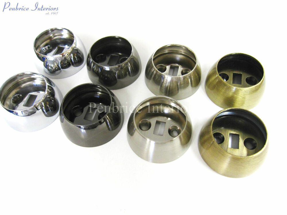 Image Result For Curtain Pole Recessckets