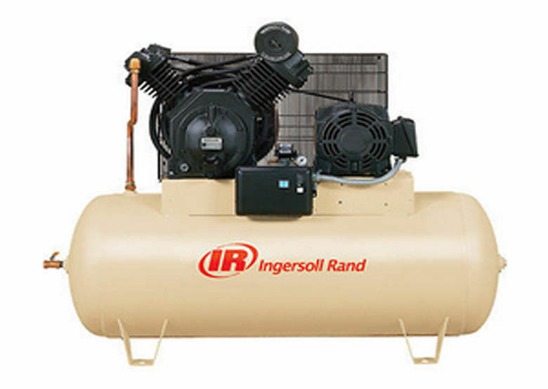 Electric Air Compressor 10hp 35 Cfm 175 Psi 120