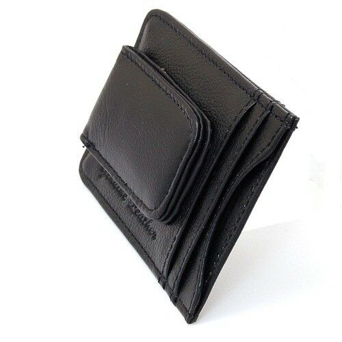 magnetic money clip and card holder