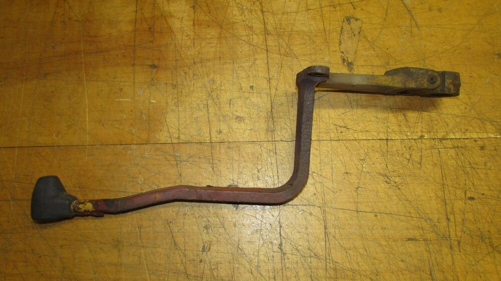 Ih 574 Tractor Seat : International tractor shift lever ebay