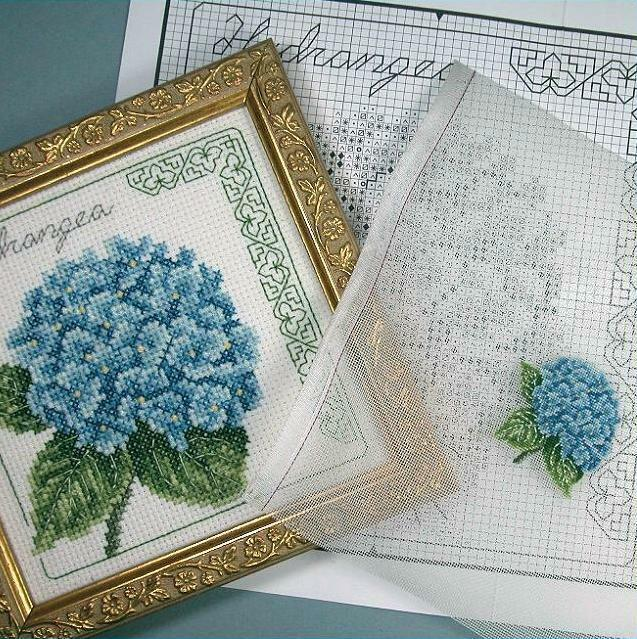 Quot piece of count silk gauze embroidery fabric