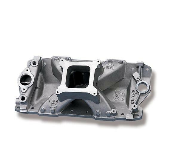 Weiand 7531 Team G Intake Manifold 265-400 Small Block