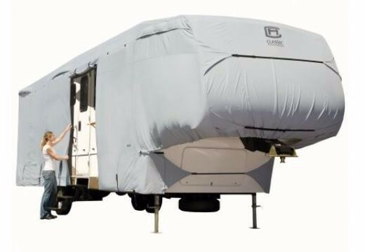 Permapro 5th Wheel Rv Cover Xtall Fits 41 39 44 39 Ft 140