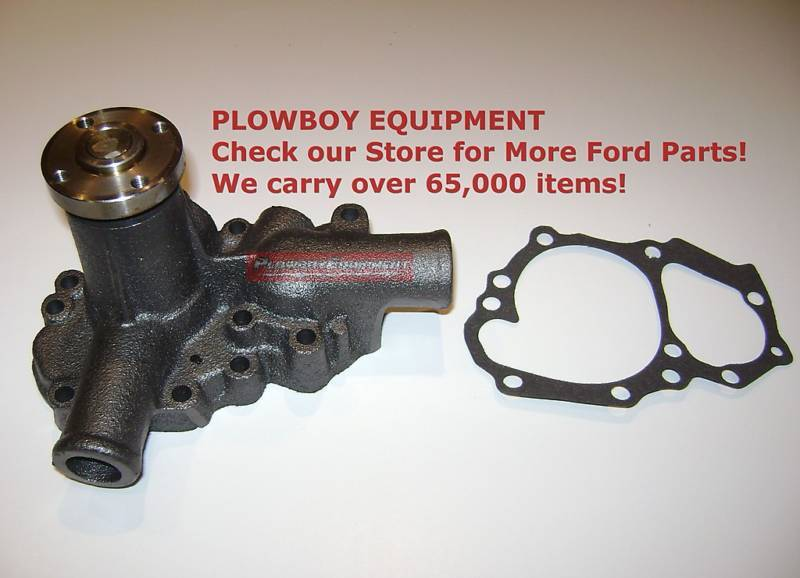 Ford 1120 Hydraulic Pump : Sba water pump for ford compact tractor