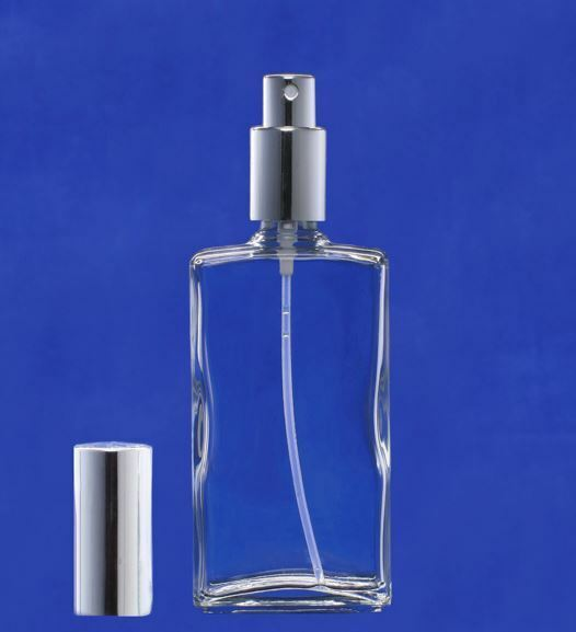 Perfume Bottles Vanilla And Perfume Bottle: Empty Glass Perfume Bottle Replacement Refillable Spray Cologne Atomizer Mister