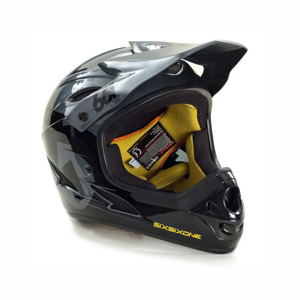 sixsixone comp full face mountain bike helmet 661. Black Bedroom Furniture Sets. Home Design Ideas
