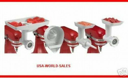 Kitchenaid Kn12ap Stand Mixer Attachment Food Grinder